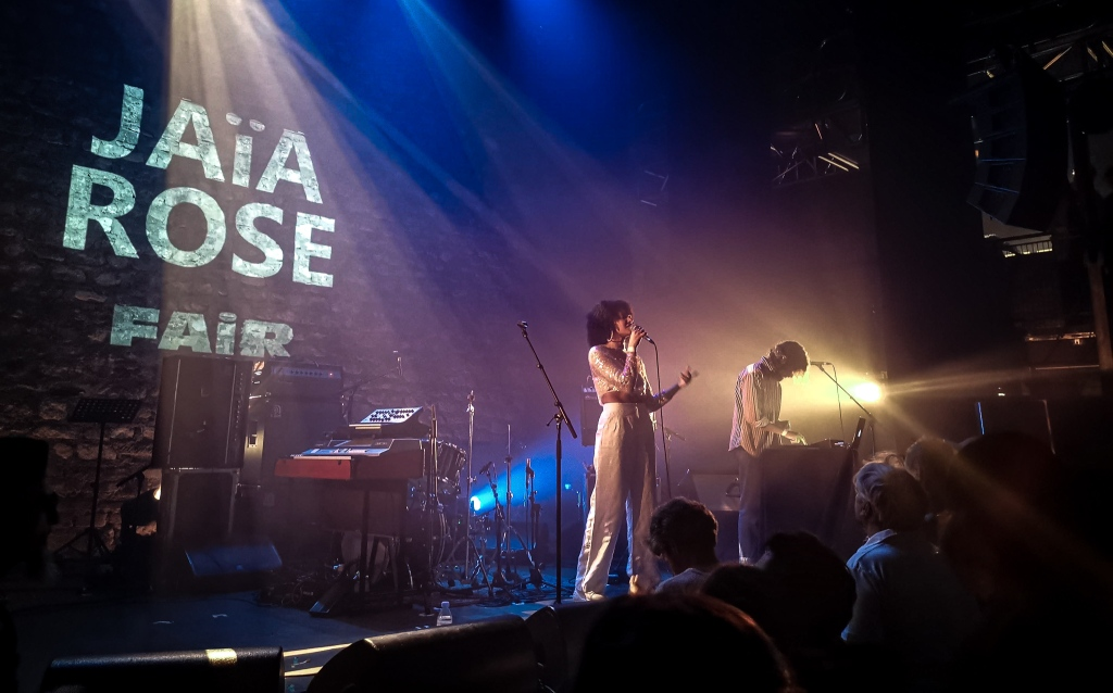 Jaïa Rose live au café de la danse